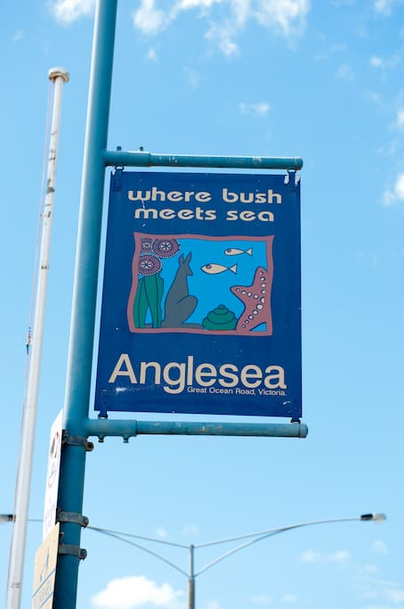 Anglesea is the first seaside village you arrive at on the Great Ocean Road 1.5 hrs from Melbourne.