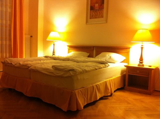 Five star hotel style in Buda