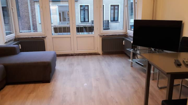 City center full appartment (fully equipped)