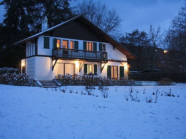 Private Villa  at Lake Geneva