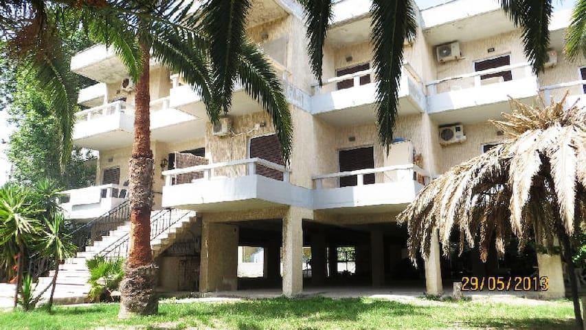 Marinakos apartments διαμέρισμα θέα την θάλασσα