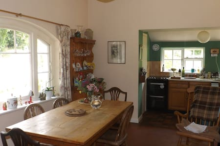 Double room in country cottage rural retreat - Salisbury - House