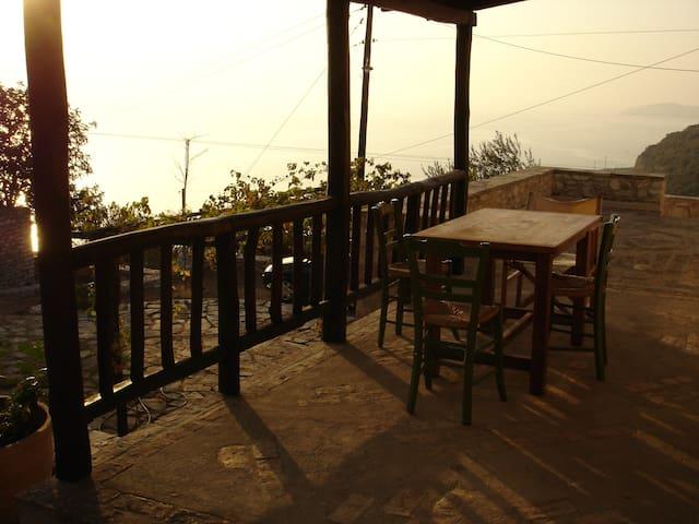Angeliki's House - Xiropigado - บ้าน