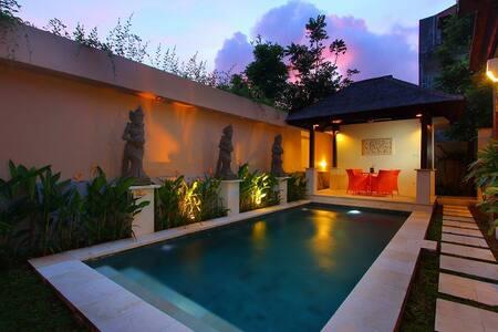 Jimbaran Stylish 2 Bedroom Villa