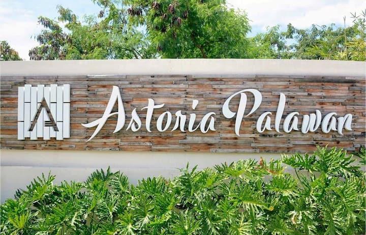 1 BR Suites @ Astoria Palawan Resort + Theme Park