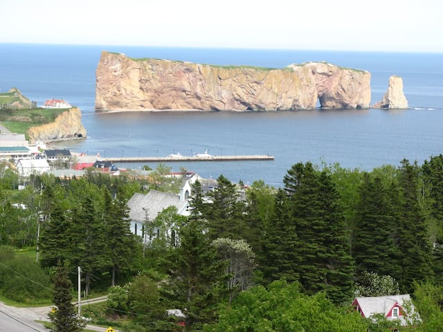 "Le Chalet ""William"" de Percé - Percé - House"