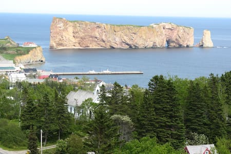 "Le Chalet ""William"" de Percé"