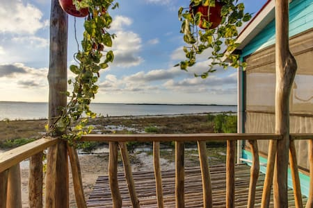 Tiki Suite at Crocodile Creek - 普拉圣西亞(Placencia)