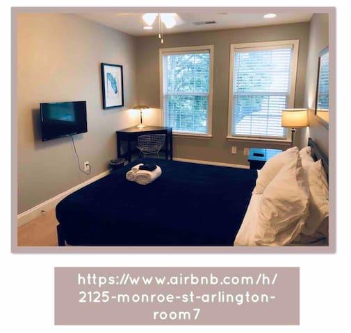 Cozy Modern Guest Room (No. 7)