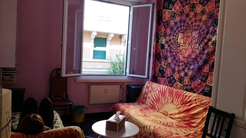 cozy house near the station&the sea - Génova - Apartamento