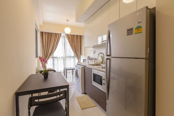 ❀1BR Nice View Near Central (ZSM1b1)
