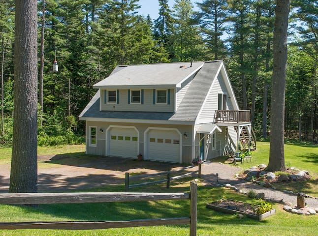 Private, quiet,  Boothbay Apartment at Linekin Bay - Boothbay - Daire