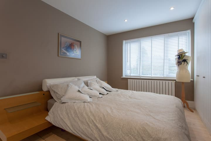 Comfortable and large double room