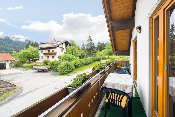 Luxury Apartment in Tröpolach with Swimming Pool