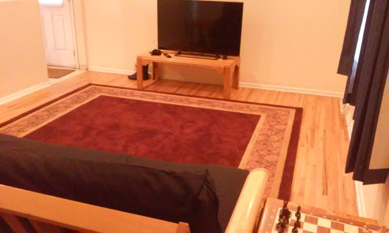 Shared Front Room