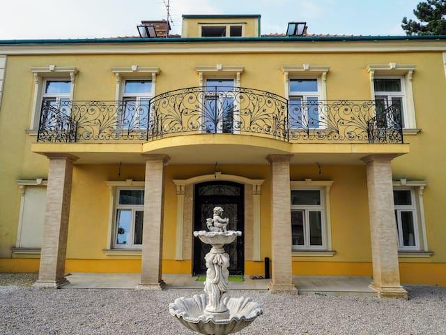 City Villa Schönbrunn Apartments #3