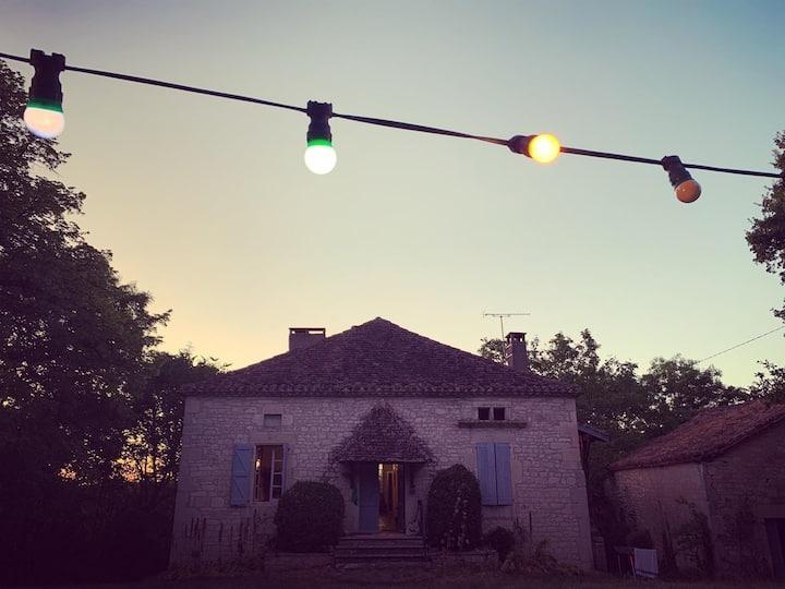 Maison de caractère proche Montcuq