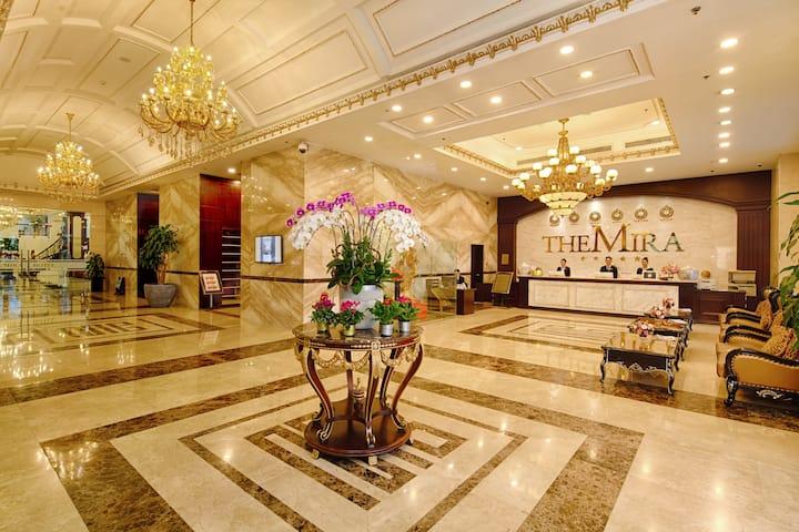 Tận hưởng kỳ nghỉ tại khách sạn 5 sao ĐẸP BẬC NHẤT