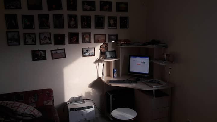 Комната в доме