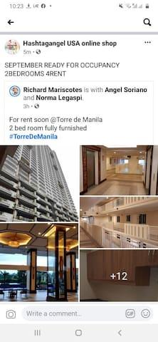 The New Torre de manila