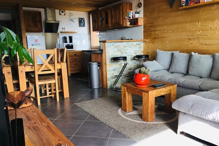 Appartement 4 persons good standing