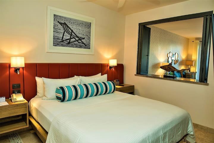 1 Bedroom Suite, in The Heart of Cabo Medano Beach