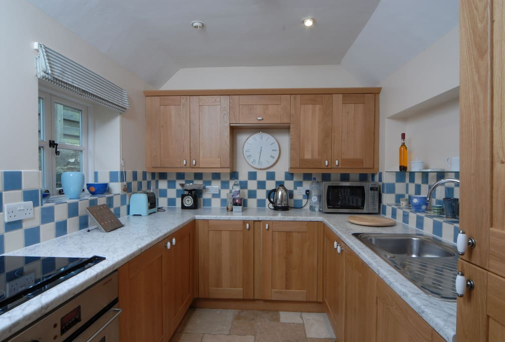 An aspect of the Kitchen