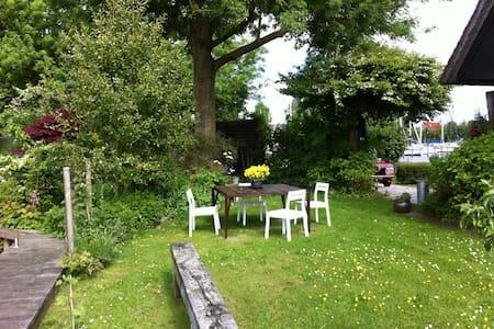 Vakantievilla aan Sneekermeer - Goingarijp - Huis