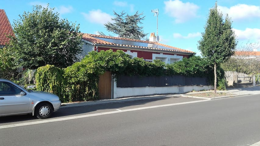 appartement pour vacances ou we - Le Château-d'Olonne - Lägenhet