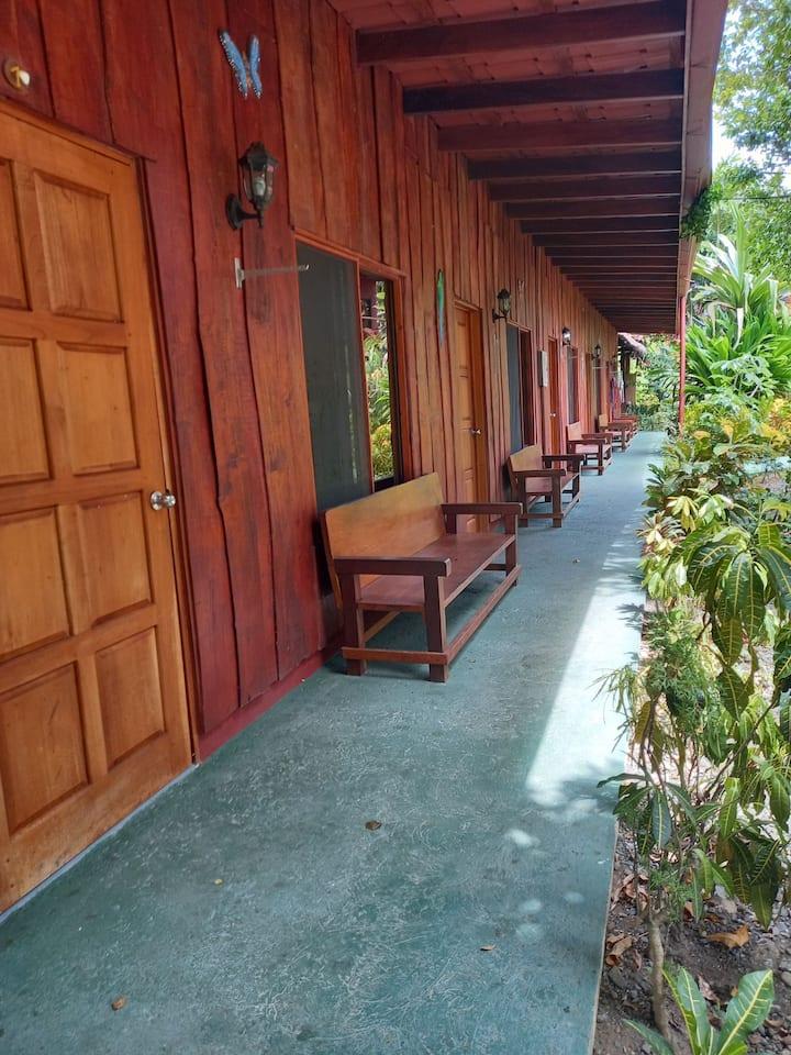 Appartamento a 100mt dalla spiaggia in Costarica.