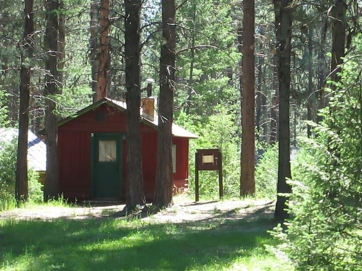 Lubrecht Forest Cabin #5