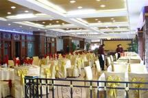 Diner room of hotel