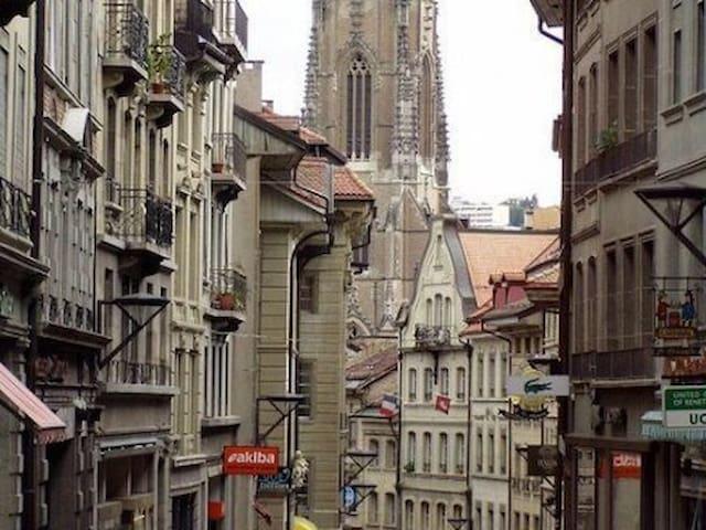Schöne Wohnung im Herzen der Altstadt Freiburg