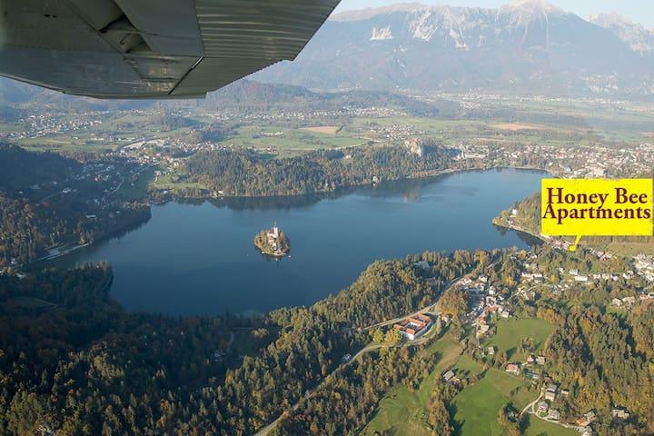 Lake Bled Studio for 1