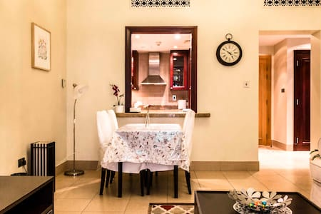 Cozy and Serene 1 bd in Old Town - Kamoon-1 - Dubai - Wohnung