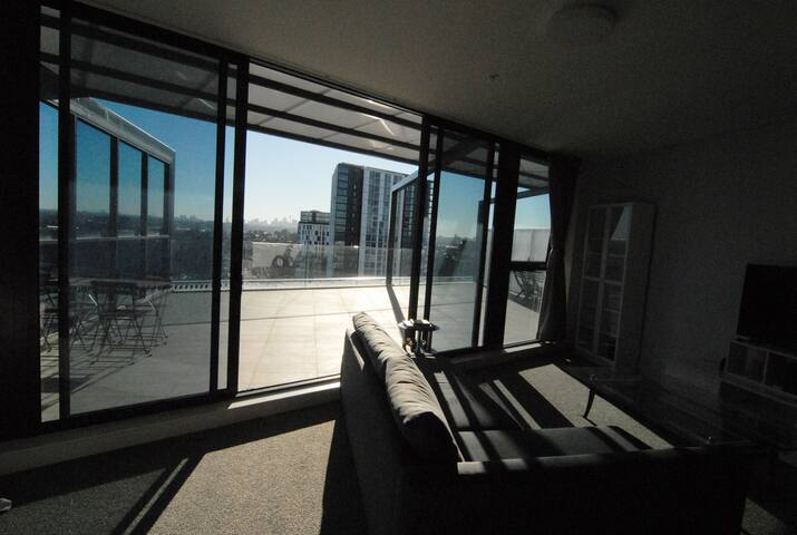 50m2 terrace