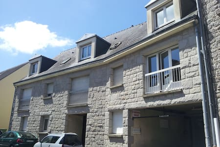 STUDIO CALME CENTRE DINAN AVEC PARKING - Dinan - Apartment