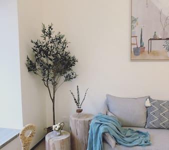 【ivy's Apartment】cozy & warm seaside