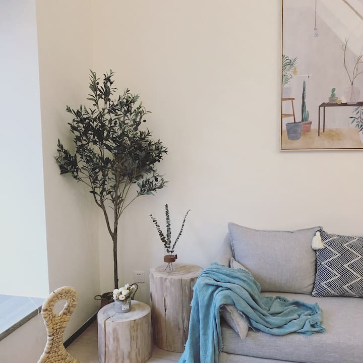 【ivy's Apartment】cozy & warm seaside