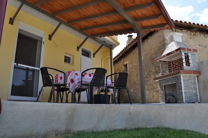 Stone House Avdira Village (2nd Floor - Room F)