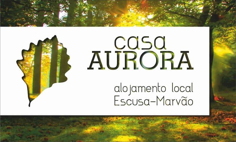 « Casa Aurora » Dias para recordar!
