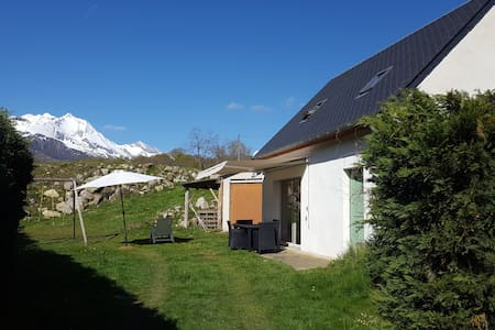 Gîte 4/5 Pl, Val d'Azun, Pyrénées. - Bun - Maison