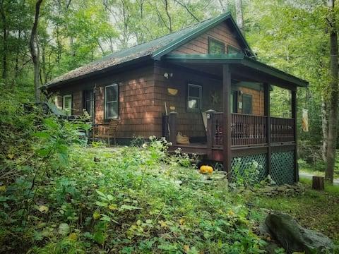 Knott Cabin | Woodsy Setting | Near Potomac River
