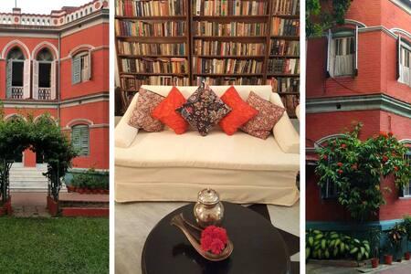 LalBari,The HeritageB&B(Garden View 2, 1st Floor)