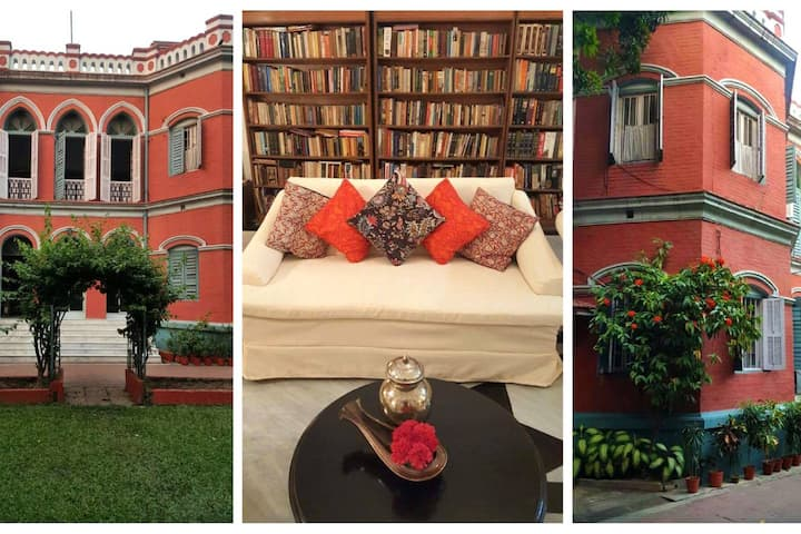 LalBari,The HeritageB&B(Garden View 2, 1st Floor)