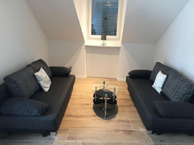2 canapés-lit 140x200 | 2 sofa bed 140x200