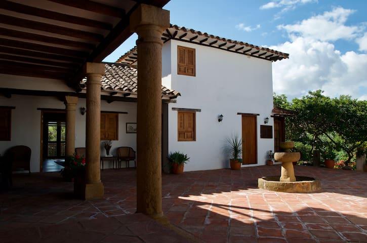 Villa de Leyva - Suites Aire Libre 04