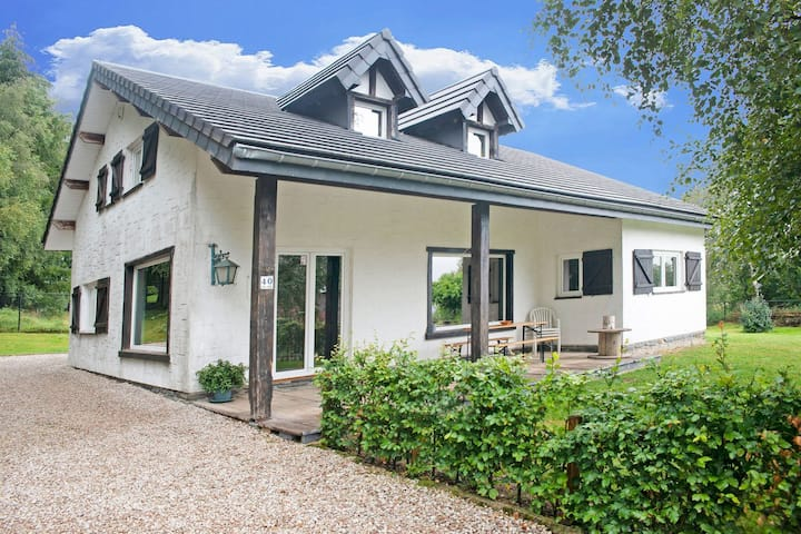 Holiday Home in Xhoffraix, between Spa and Eifel Nature Park