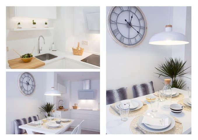 Apartamur Chic 115 - Murcia - Lägenhet