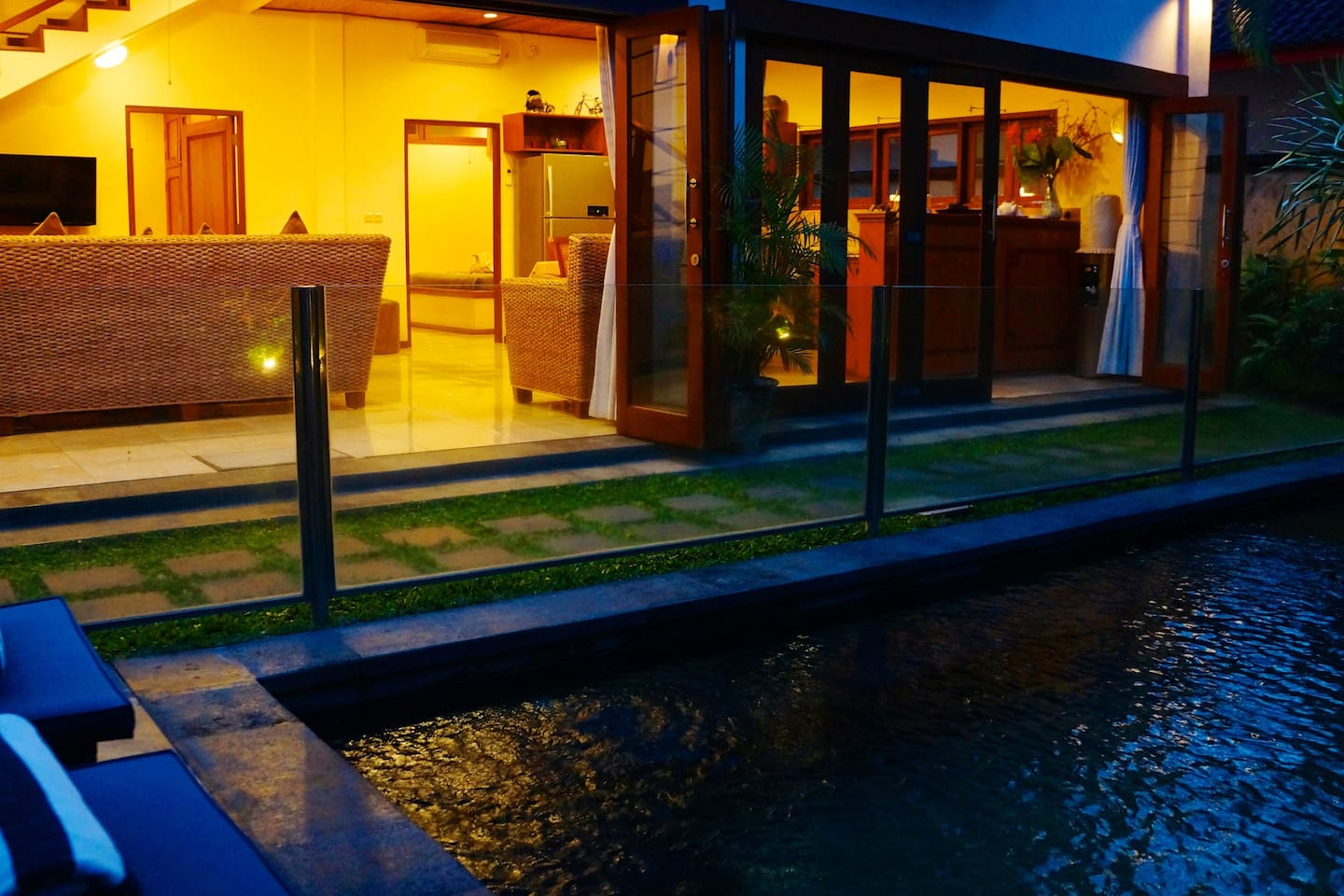 Villa Kupu Kupu - 3 King beds